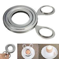 Stainless Steel Boiled Egg Shell Topper Cutter Scissors Clipper Opener Cook Tool