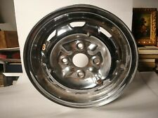 Cerchione acciaio Borrani Maserati 3500 steel wheel