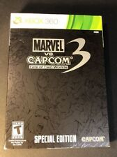 Marvel vs Capcom 3 Fate of Two Worlds Special Edition STEELBOOK (XBOX 360) USED