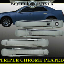 For 2011 2012 2013 2014 2015 16 17 18 19 Chrysler 300 Chrome Door Handle COVERS