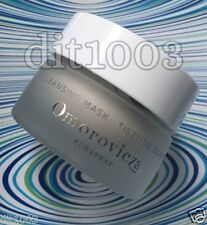 OMOROVICZA DEEP CLEANSING MASK 15ML/TRAVEL SIZE GLASS POT BRAND NEW