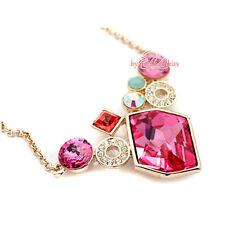 collana da donna cristallo Swarovski elements multicolore S20