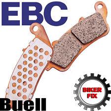 BUELL XB 12 S Lightning EBC UPRATED Front Disc Brake Pad 04-08 FA345HH