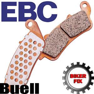 BUELL Blast EBC UPRATED Front Disc Brake Pad 00-07 FA196HH