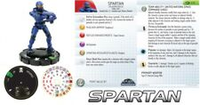 Heroclix 1x x1 Spartan (Plasma Rifle) 019 Halo 10th Anniversary NM with card