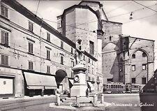 BOLOGNA - Piazza e Monumento a Galvani