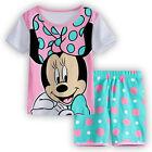 tout-petit garçon fille dessin animé MINNIE MICKEY MOUSE Chemise de nuit pyjama