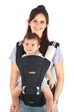 Baby Carrier Hip Seat Sling by Nimnyk Best Safe Backpack Carriers Back Pain Supp
