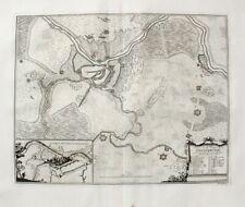 Dendermonde Dender Schelde Flandern Spanischer Erbfolgekrieg Festung Marlborough