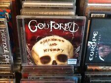 "GOD FORBID  ""Sickness & Misery"" +DEMO TRACK (CD) METAL"