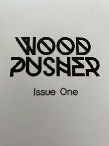 Skateboard Book.  Woodpusher