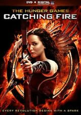 The Hunger Games Catching Fire 2-disc Edition DVD;Jennifer Lawrence