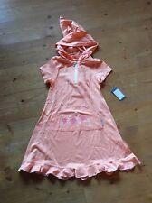 wunderschönes Neues Toff Togs Kleid Gr. 128, Orange Cake, So Süß