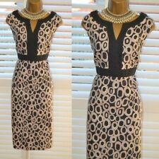 ~ BODEN ~ Chic Fitted Dress Size 14L 14 Long