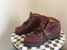 DANNER USA BROWN LACE UP CHUKKA HIKING TRAIL BOOTS 7.5 M