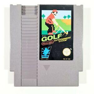Nintendo NES Spiel GOLF Sports Series Mario Fun Entertainment System
