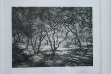 EUROPEAN ETCHING, A WELTER OF BRANCHES