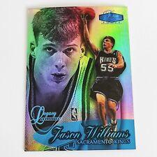 1998/99 JASON WILLIAMS RC Flair Showcase Legacy Collection /99 Rookie RARE