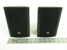 Pair of Infinity Minuette MPS Black Home Theater Satellite Surround Speakers