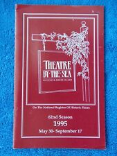 Little Rhody's Big Burlesque - Theatre-By-The-Sea w/Ticket - June 29th, 1995
