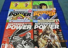 Nintendo Power mag ~ July - Nov + Holiday 2008 ~ Issues 230-234 + 236 (6 Issues)
