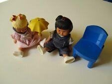 2 x LEGO Große Puppen (Duplo)