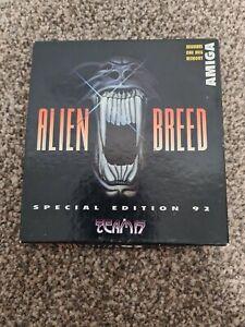 Alien Breed Special Edition 92 - Commodore Amiga - Boxed - Complete - VGC