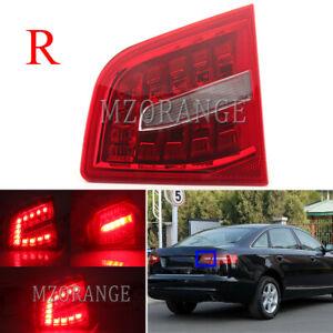 Right Side LED Rear Inner Tail Light Brake Lamp For Audi A6 C6 2009-2012 UK RHS