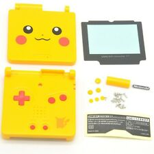 Carcasa para game boy advance SP Pikachu Edición Limitada  nueva