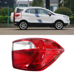 Right Driver Side Outer Tail Rear Lamp Fit for Ford Ecosport 2012-19 Acc Cae