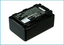 3.7V battery for Panasonic HDC-SD60S, HDC-SD40, SDR-T50K, SDR-S50, HDC-TM55K, HD