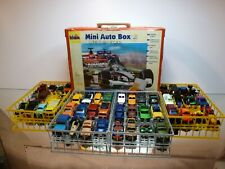 MATCHBOX 47x - 4x4 SUV MPV JEEP VW BUGGY CHEVY etc - IN KLEIN MINI AUTO BOX