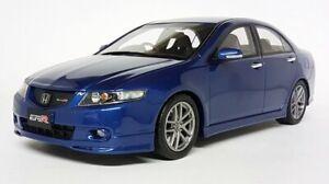 Otto 1/18 Scale Resin OT340 - Honda Accord Euro R CL7 Metallic Blue
