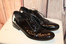f0df6301e9be Taryn Rose Patent Leather 9 1 2 Oxford Men s Shoes