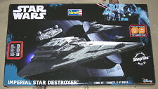 Star Wars Imperial Star Destroyer Revell Snaptite Build & Play Rogue One New