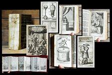 1694 Sammelband occulta magnetische Kuren Wünschelrute 2 in 1