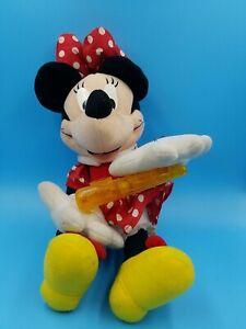 "1999 Vintage Mattel MINNIE MOUSE Music & Singing ""ROCKIN' ROBIN"""