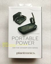 Original genuine Plantronics voyager 5200 charge / storage / protection boxe