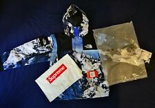 Supreme x The North Face Snow Mountain Jacke Size M (High Quality Replica)