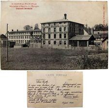 St Sulpice sur Rille usine Bohin aiguilles épingles 1914 cpa 61 L'Aigle Orne