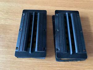 2x Omnes Audio Magnetostat MT 2.02 - gebrauchte Hochtöner für Selbstbauprojekte
