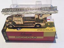 Schuco Piccolo Magirus-Deutz Feuerwehr vergoldet  745