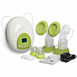 GLAND Nibble Hospital Grade Double Breast Pump Electric for Breastfeeding