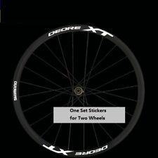 M8000 Wheel Rim Sticker Set for Shimano Xt Deore Mountain Bike Cycle Decals