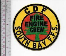 Hot Shot Wildland Fire Crew California CDF South Bay Forest Fire Station Fire En