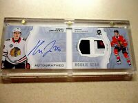 2018-19 THE CUP BOOKLET JERSY/ 3 COLOR PATCH  AUTO ROOKIE HENRI JOKIHARJU CHICAG