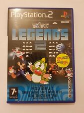 TAITO Legends 2 ps2 pal España y completo