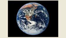 1972 Planet Earth Blue Marble PHOTO, NASA APOLLO 17 Space Mission