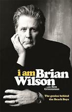 I Am Brian Wilson by Brian Wilson New Hardback Book.