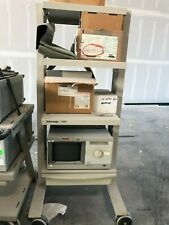Hphewlett Packard 16500b Logic Analysis System With Instruction Manuals